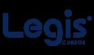 Logo Legis Cursos Marca Registrada Azul 500x295